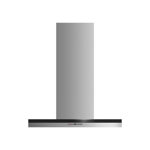"Wall Chimney Vent Hood, 30"", Box"