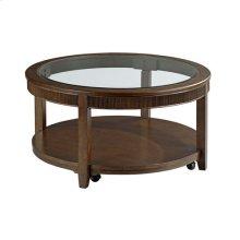 Mercato Round Cocktail Table