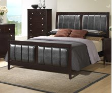Sandy 3pc E-king Bed
