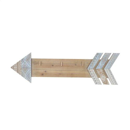 Wood Arrow W/ Clips