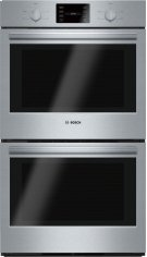 "500 Series, 30"", Double Wall Oven, SS, Thermal/Thermal, Knob Control Product Image"