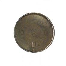 Wall lamp 40x14 cm SPIRASH antique bronze spiral