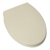 Value Pack Of Five: Luxury Toilet Elongated Seats With Slow-Close And Push Button Lift Off - White