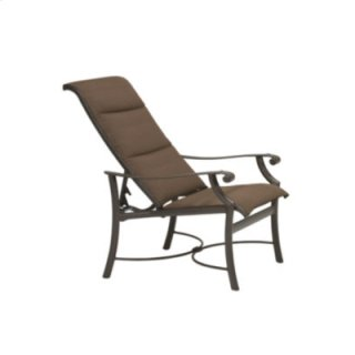 Montreux Padded Sling Recliner