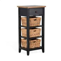 Storage Rack w/ Baskets Product Image