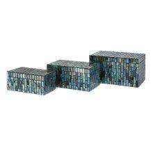 Aramis Mosaic Boxes - Set of 3
