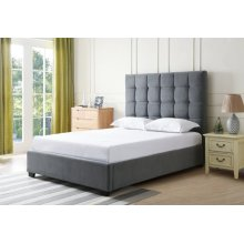 Paramount Slate - King Size Bed