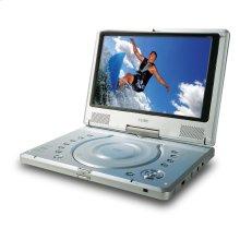 """10"""" WIDESCREEN TFT PORTABLE DVD/CD/MP3 PLAYER"""