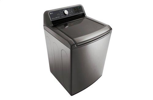 5.0 cu.ft. Mega Capacity Top Load Washer