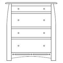 Hayworth Desk Chest