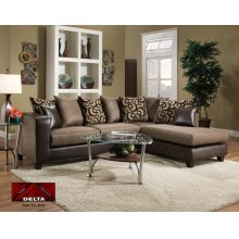 4124-01L RSF LOVE/CHAISE