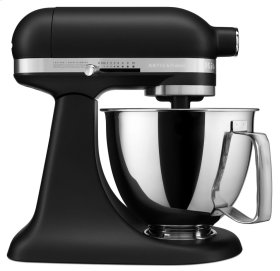 Artisan® Mini 3.5 Quart Tilt-Head Stand Mixer - Black Matte