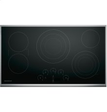 "Monogram 36"" Touch Control Electric Cooktop"