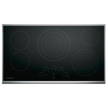 """Monogram 36"""" Touch Control Electric Cooktop"""