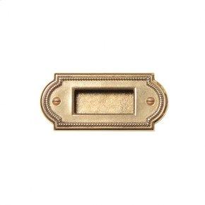 Ellis Bin Pull - CK080 White Bronze Brushed