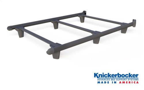 Grey Full EmBrace™ Bed Frame