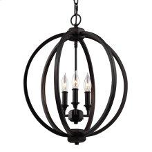 3 - Light Globe Pendant