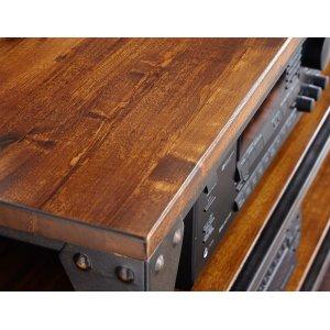 "Steve Silver Co.Winston Panel Mounting Bracket 26"" x 5"" x 57"""
