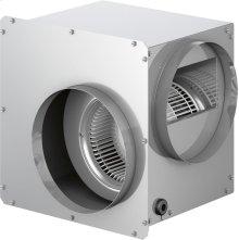 600 CFM Flexible Blower for Downdraft