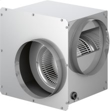 600 CFM Flexible Blower for Downdraft