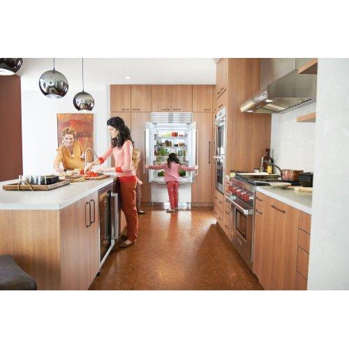 """36"""" Classic French Door Refrigerator/Freezer"""