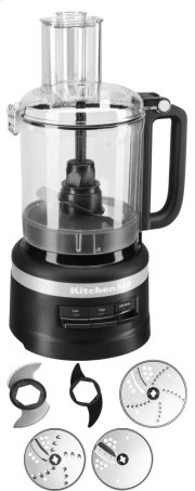 9 Cup Food Processor Plus - Black Matte Product Image