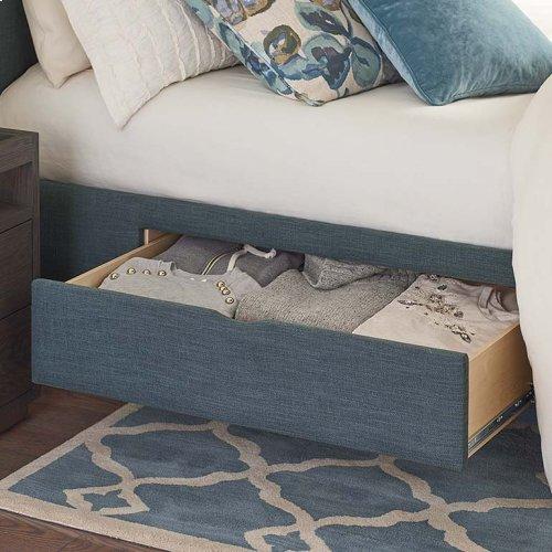 Custom Uph Beds Princeton King Step Rectangular Bed