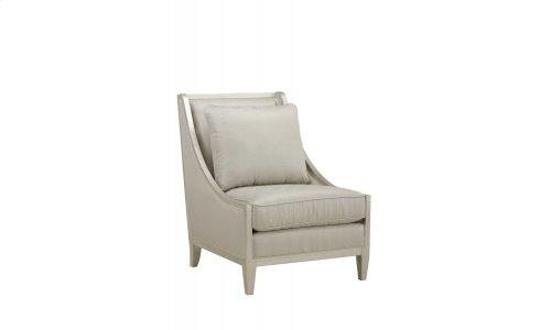 Intrigue Harper Bezel Accent Chair