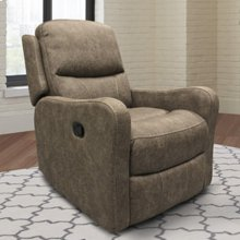 Caleste Northwest Manual Glider Recliner