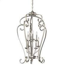 Monroe Collection Monroe 8 Light Cage Foyer Chandelier - NI