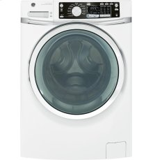 GE® ENERGY STAR® 4.5 DOE cu. ft. capacity Front Load washer with steam