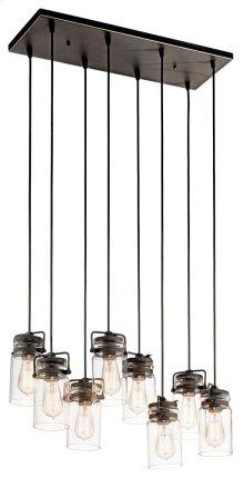Brinley 8 Light Pendant Olde Bronze®