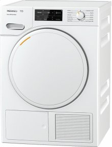 TWF160 WP Eco&WiFiConn@ct T1 Heat-pump tumble dryer with WiFiConn@ct and FragranceDos.