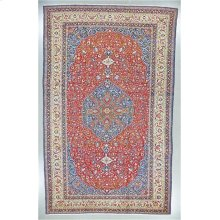 "TABRIZ 000031683 IN RED IVORY 11'-2"" X 17'-10"""