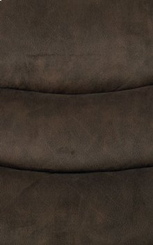 Manual Motion Dark Brown Sofa