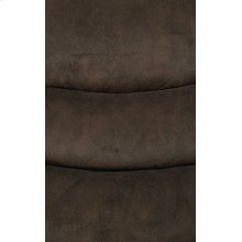 Manual Motion Dark Brown Sofa