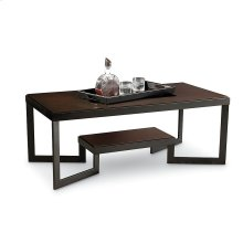 Kennedy Coffee Table With Removable Tray