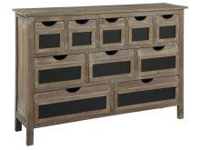Marketplace Blackboard Drawer Cabinet