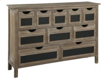 Marketplace Blackboard Drawer Cabinet
