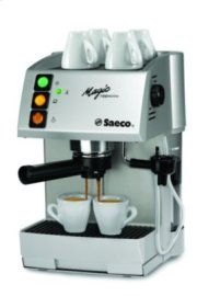 SAECO MAGIC CAPPUCCINO SILVER SIN017XNI Product Image
