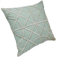 """Luxe Pillows Trellis Fretwork (21"""" x 21"""")"""