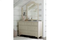 Summerset - Taupe Dresser