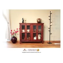 Olive Console w/4 Doors