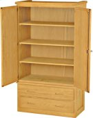 Shelf Armoire Product Image