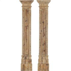 Rustic Columns Pk/2