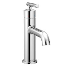 Gibson chrome one-handle bathroom faucet