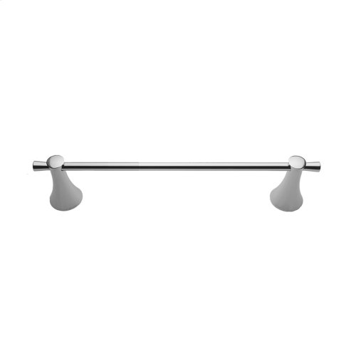 "Antique Brass - 18"" Cranford Towel Bar"