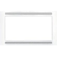 Frigidaire Gallery White 30'' Microwave Trim Kit