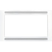 Frigidaire Gallery White 30'' Microwave Trim Kit