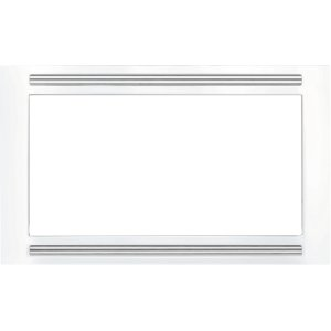 FrigidaireGALLERY Gallery White 30'' Microwave Trim Kit